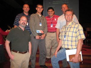 GVC at the 2008 Shepherds' Conference