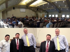 Phil Layton's Ordination Service