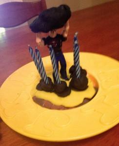 Playdough Cake
