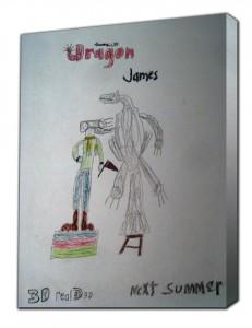 Dragon James